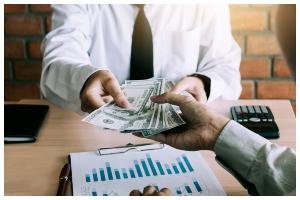 Розписка про грошові кошти