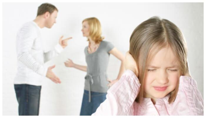 Семейные споры и конфликты